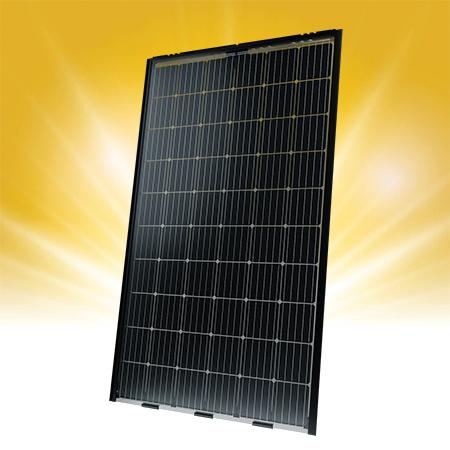 Solarwatt EasyIn 60M style In-Dach Modul seitlich